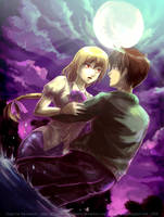 collab: Under the Moonlight by cosu