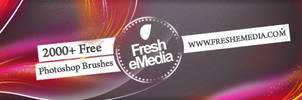 Fresh eMedia 2000 PS Brushes by freshemedia