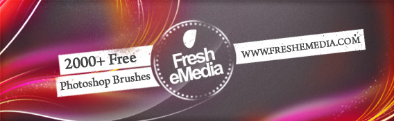 Fresh eMedia 2000 PS Brushes by freshemedia