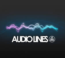 Photoshop Audio Lines Brushes by freshemedia