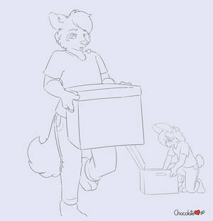 [C] Helping With the Move