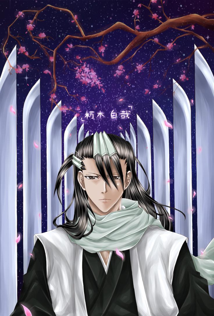 Kuchiki Byakuya by moon095