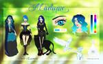 |Main Character| The Madame :: Ref Sheet