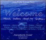 Free Banner Pack :: Transatlantik (black|white)