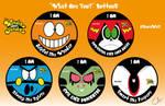 #SaveWOY WhatAreYou? Buttons (LINK IN DESCRIPCION)