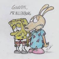 GoodBye, Mr Hillenburg by Mrgametv1994