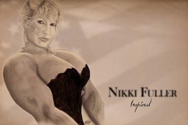 Nikki Fuller by Clloyd71