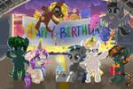 Commission | Happy Birthday!