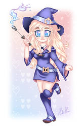Little Witch Academy: Amiera