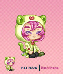 Patreon| February reward by Hoshi-Hana
