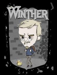 Don't Starve Uziel-De-Winther by Hoshi-Hana