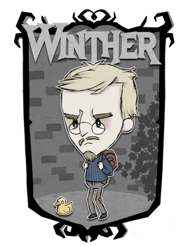 Don't Starve Uziel-De-Winther