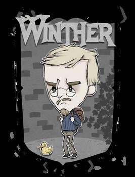 Don't Starve Uziel-De-Winther