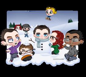 Charity Commission | Winter fun by Hoshi-Hana