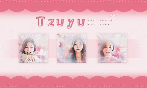 - 160708 -  # 001 Tzuyu Icon set by ZuoSe