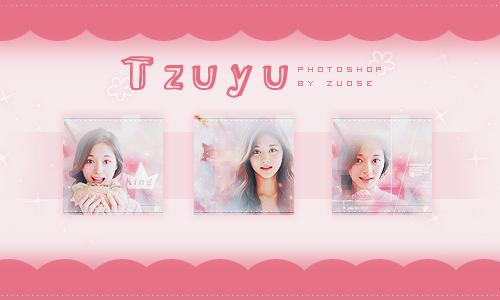 - 160708 -  # 001 Tzuyu Icon set by ZuoSe