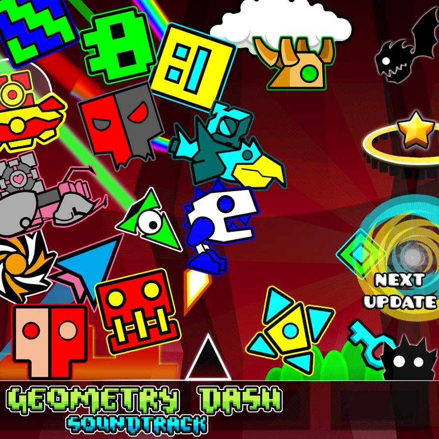 geometry dash soundtrack  fan cover  by rawk