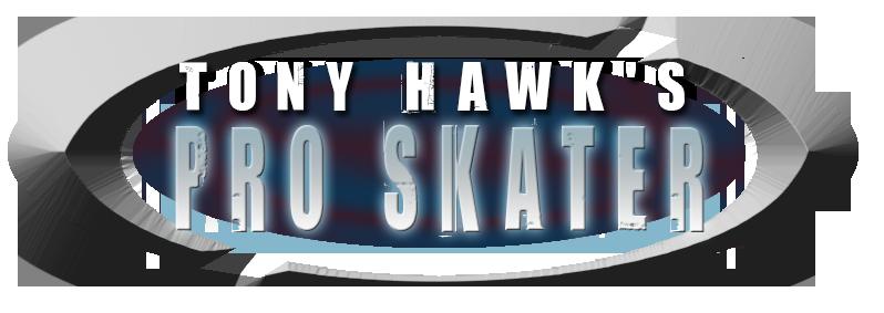 Tony Hawk Pro Skater Beta Logo By Rawk Klark On Deviantart