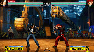 KOF XV (Neo Geo Demake) - KOF M.U.G.E.N