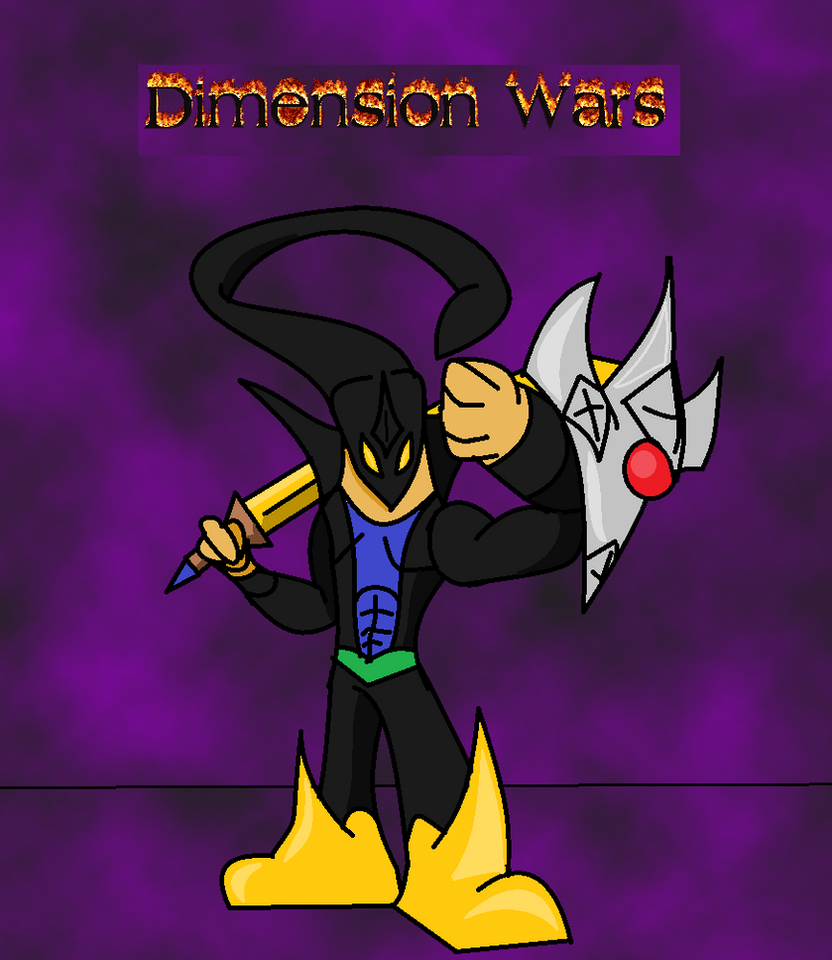 Dimension Wars-Alpha Demon Audition copy by Thesimpleartist4