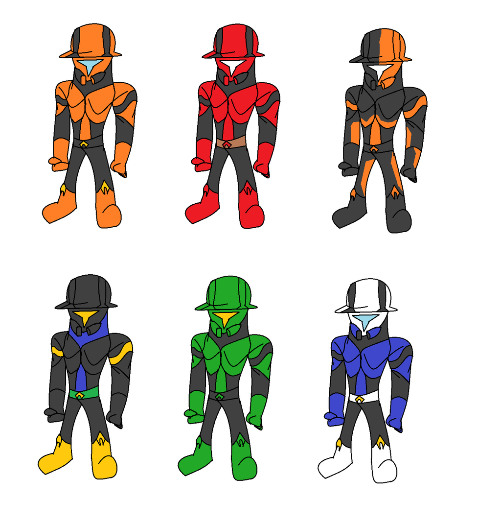 Code Alt. Skins by Thesimpleartist4