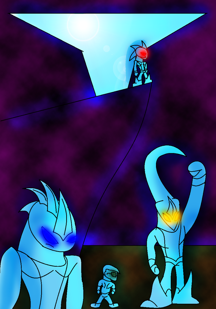 Destination Imagination- Rebirth Anew by Thesimpleartist4