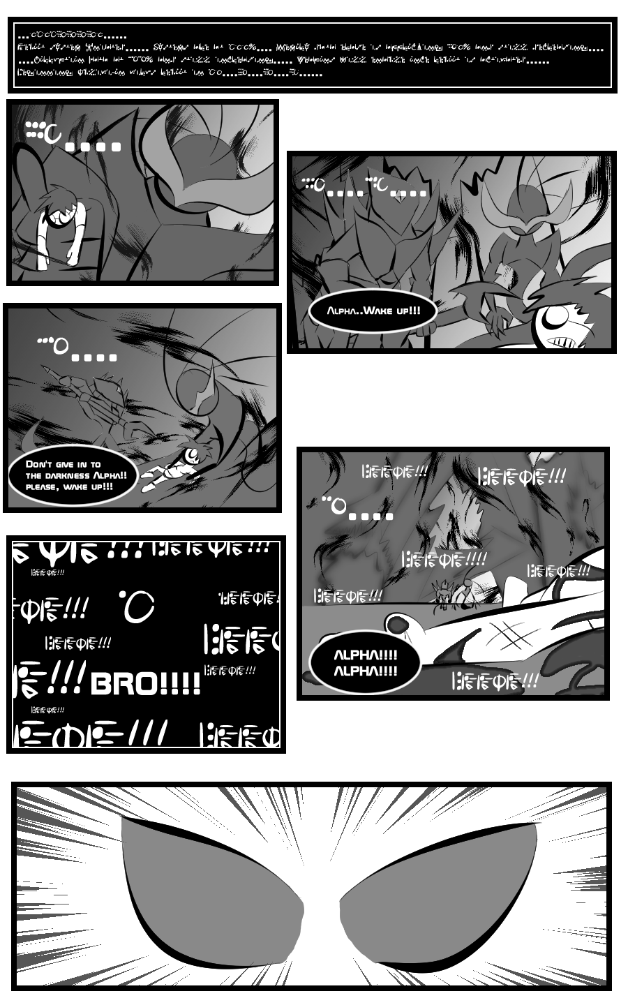 DI1 Comic Pg.1 by Thesimpleartist4