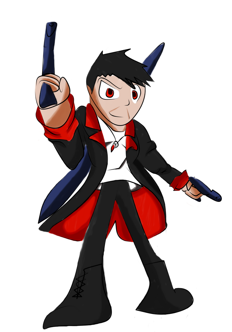 The Rejects-Dante by Thesimpleartist4