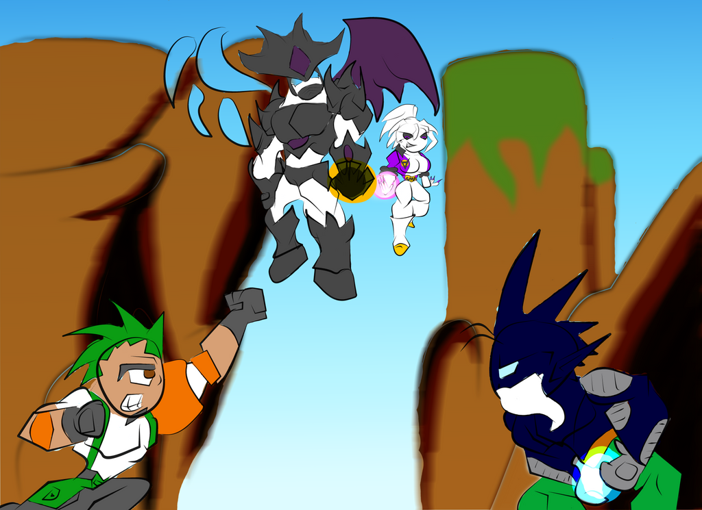 DI- DBZ Style by Thesimpleartist4