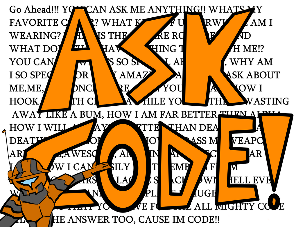 Ask Code Game by Thesimpleartist4