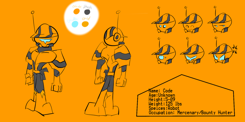Code Reference Sheet by Thesimpleartist4