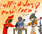 Happy Birthday Moski and Zebesian