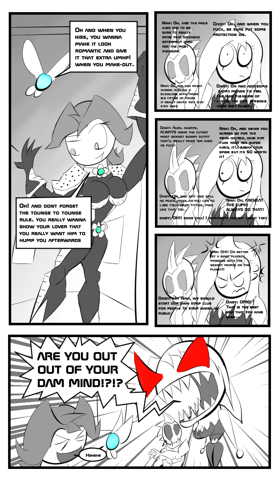 DI1 Comic Pg.25 by Thesimpleartist4