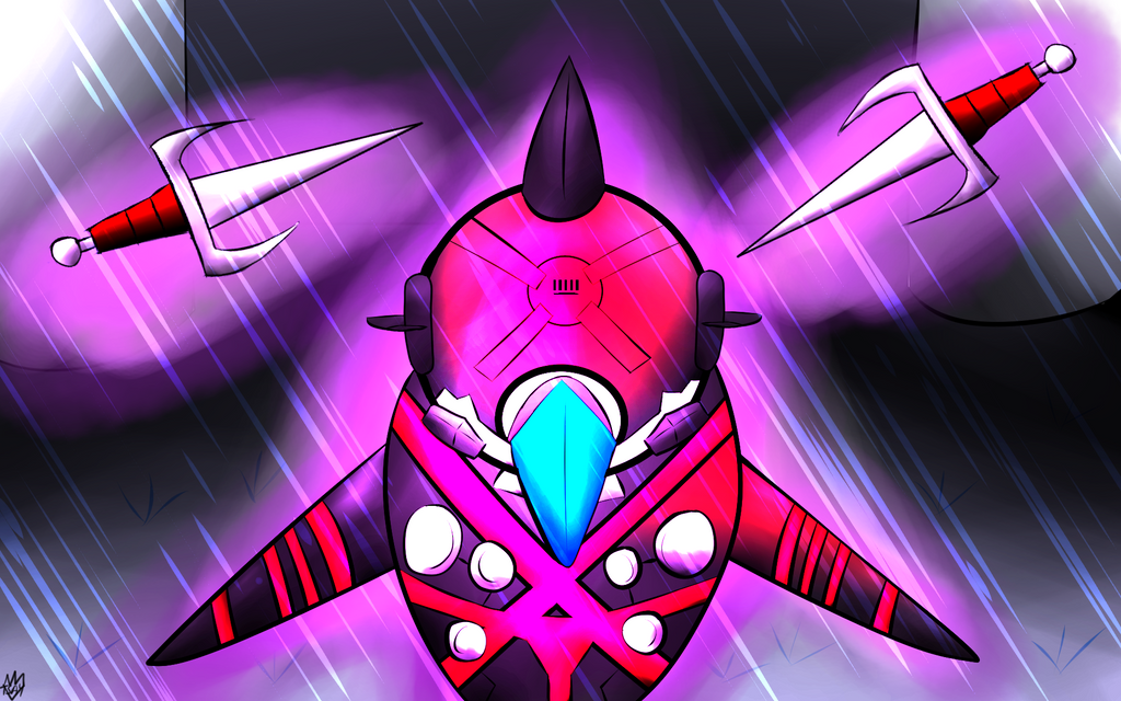 PokeGear Rising- Porysoon by Thesimpleartist4