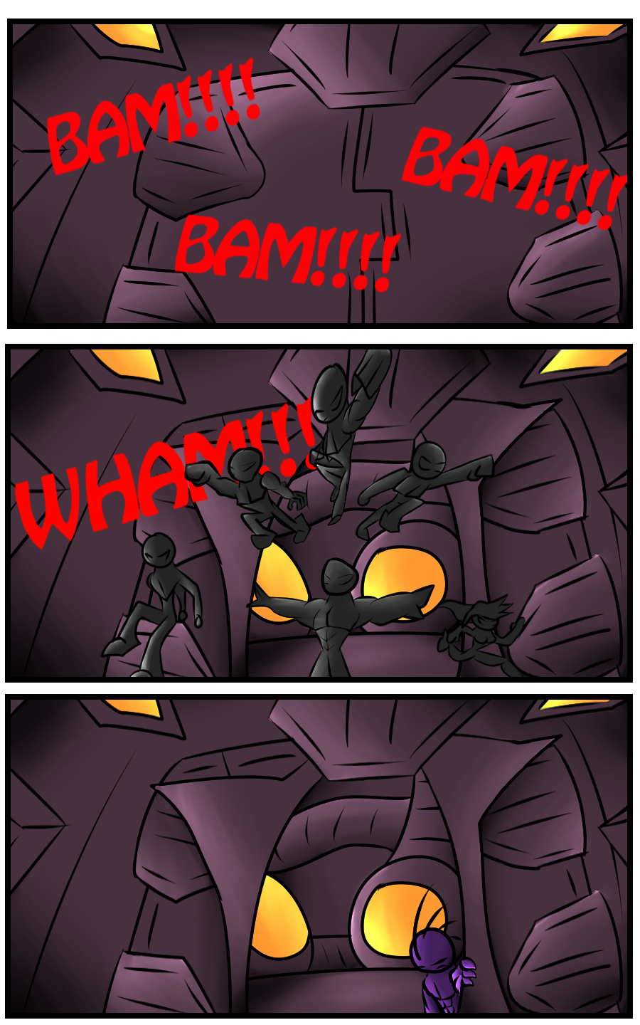 Flawless Comic Pg.4 by Thesimpleartist4