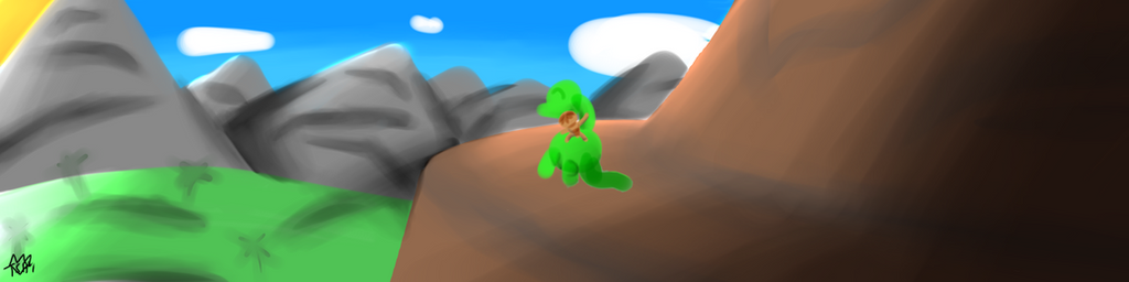 Good Dinosaur contest entry 1 by Thesimpleartist4