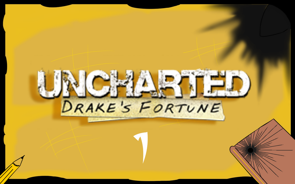 Uncharted DF Thumbnail by Thesimpleartist4