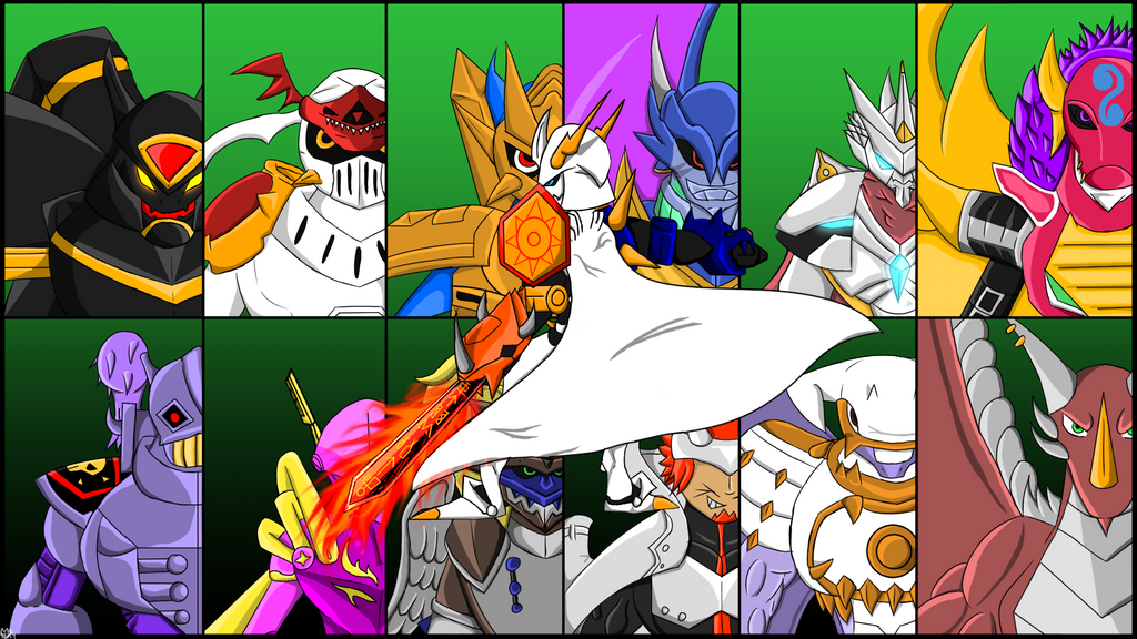 The Royal Knights by Thesimpleartist4
