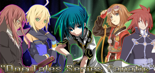 One Tales Series Fanatic by E-scope