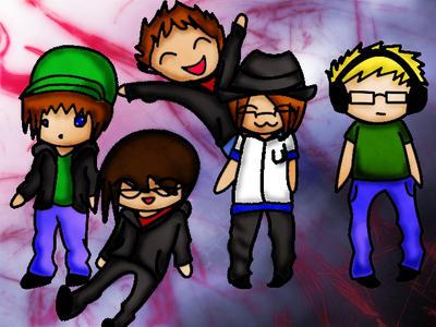 Jon, Jakob, Kyler, Tyler, Cary by E-scope