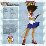 Rival Schools Jam - Ah'Setta Jones by YoungFenix07