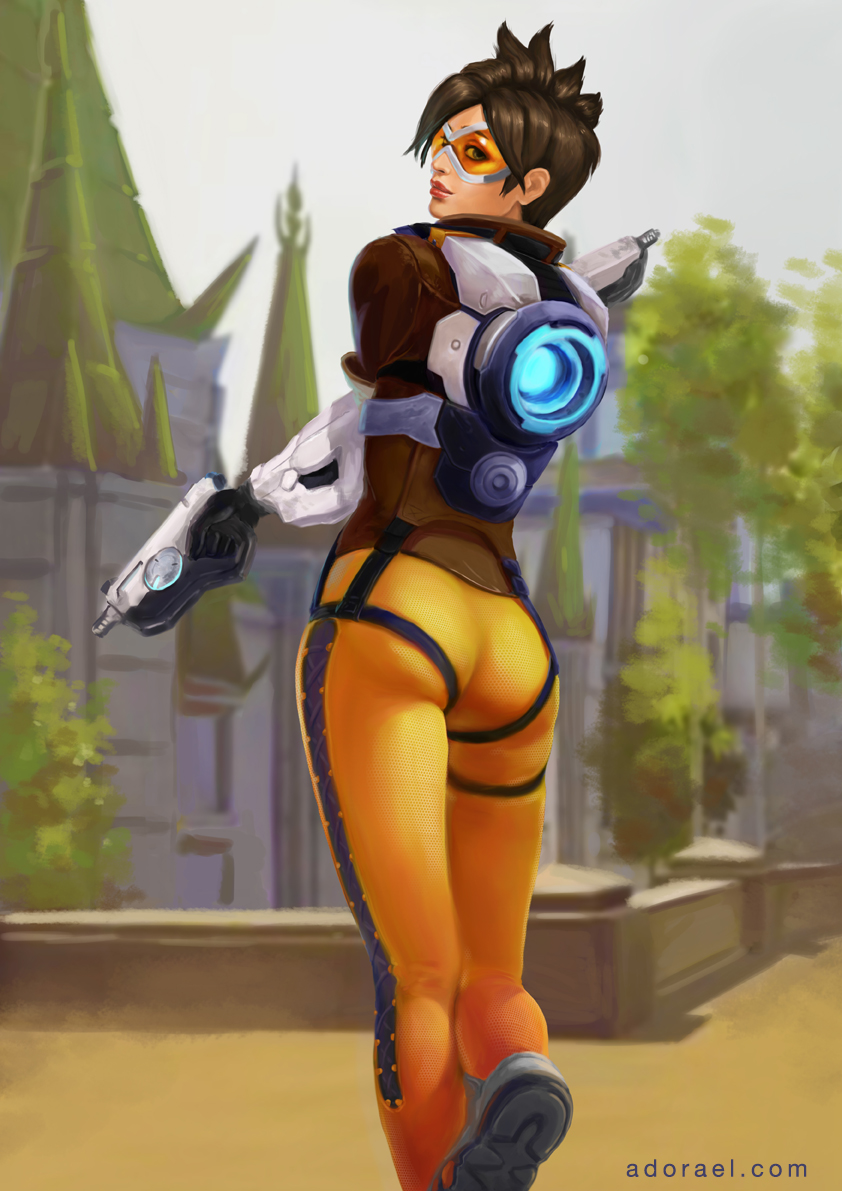 Tracer by Adorael