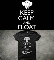 Keep Calm and Float