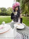 Lady Ciel - Tea time by BouSaitou1995
