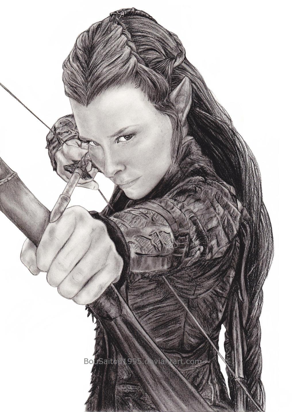[The Hobbit] Tauriel