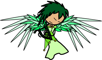 Nature Angel by DepresiveNeko
