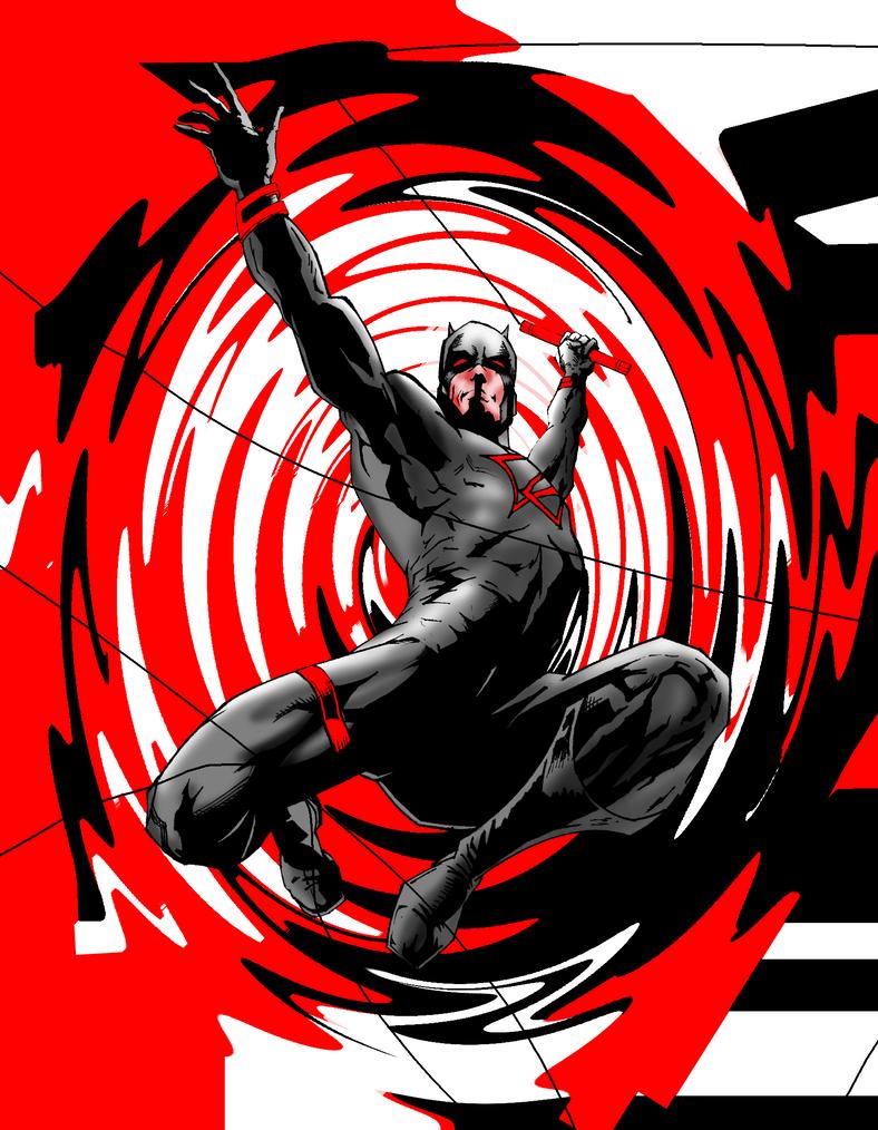 Daredevil-colored by vitasimplex