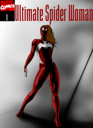 DSC-Ultimate Spider Woman by vitasimplex