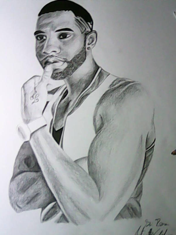 Jason Derulo by ModelingElf