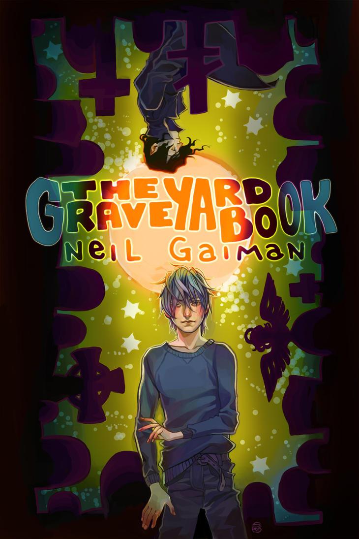 The Graveyard Book Cover Art : The graveyard book by herringbonnes on deviantart